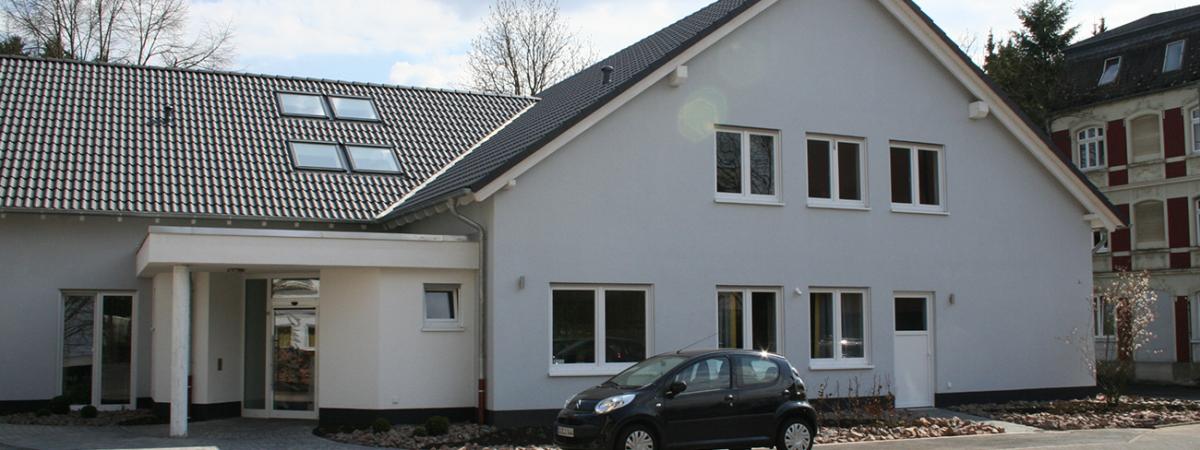 Vereinssitz von Invema in Kreuztal